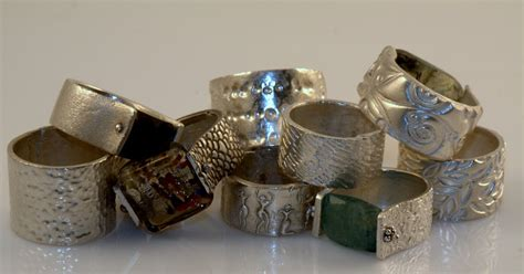 jewelry classes bay area vine design and pmc design studio way cool silver rings