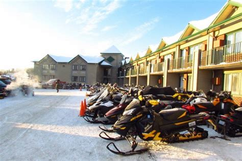 Comfort Inn Mont Laurier Snowmobile Package Comfort Inn Mont Laurier Tourisme