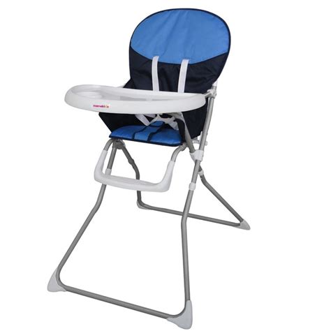 mamakids pullbacks child carry dining chair high chair