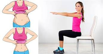 chair exercise 5 chair exercises that reduce belly in no time