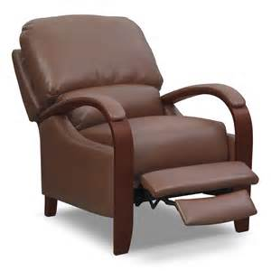 mitchell upholstery push back recliner value city furniture