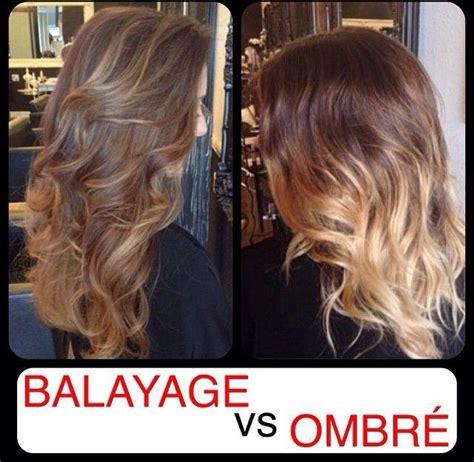 half balayage vs full balayage 17 best images about magic hair on pinterest balayage