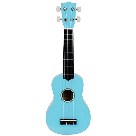 blue ukulele light blue ukulele