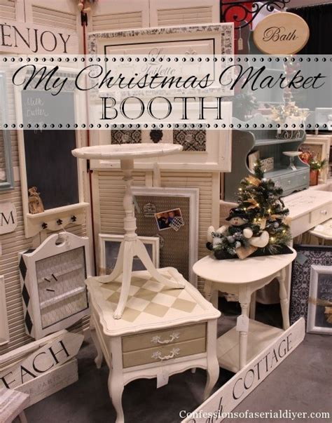 craft show booth ideas my market booth confessions of a serial do it