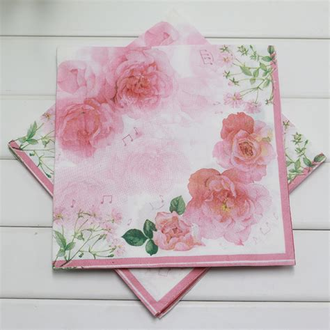 Tissue Paper Decoupage - popular flower decoupage buy cheap flower decoupage lots
