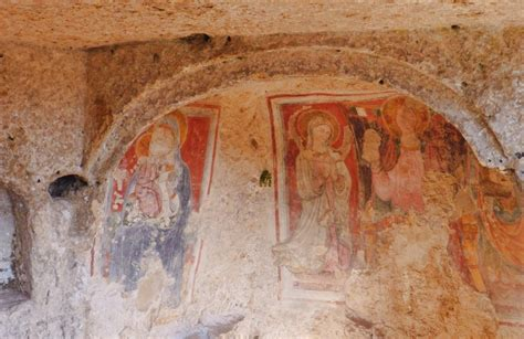 tre porte madonna delle tre porte chiesa rupestre matera