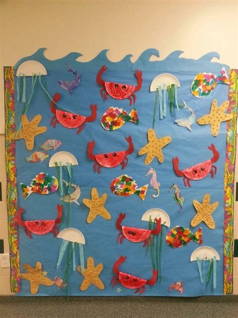 kindergarten activities under the sea under the sea craft crafts and worksheets for preschool