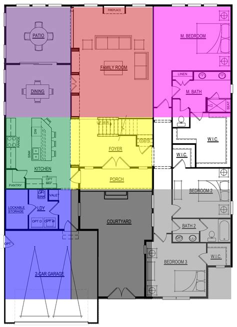 home layout feng shui feng shui compass or bagua ms feng shui