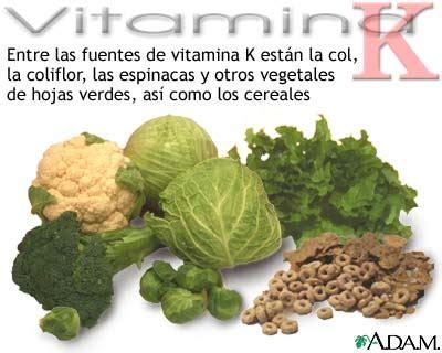 vitamina k alimenti che la contengono vitamina k alimenti che la contengono e la sua