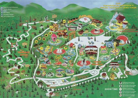 layout taman mini indonesia indah mini touring taman safari indonesia 2 azizyhoree s blog