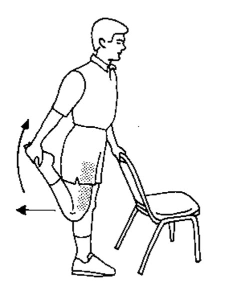 Lean Forward Chair Patello Femoral Syndrome Opis The Intelligent Way To