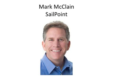 Kevin Cunningham Sailpoint Mba by Entrepreneur Finalists
