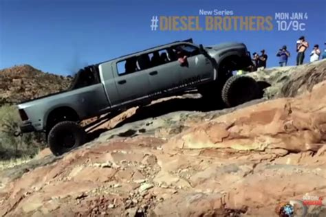 Discovery Channel Giveaway - video diesel brothers coming to discovery channel