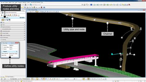 bentley 3d modeling software bentley subsurface utility engineering software 3d modeling