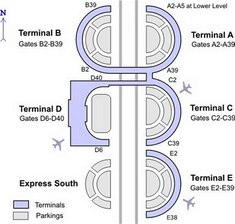 dfw airport map the log of the antares dfw hell