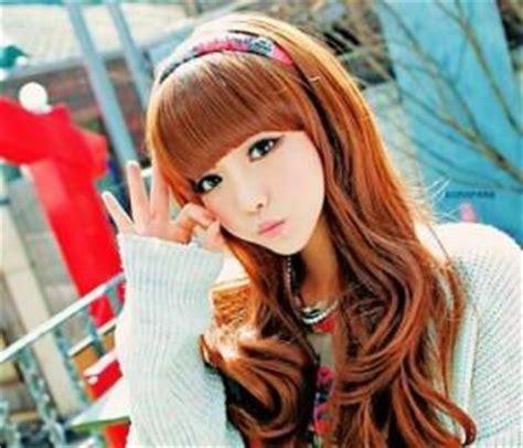 fotos de coreanos para perfil peinados coreanos para mujeres paperblog