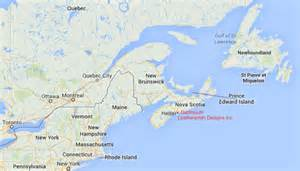 map of eastern canada and scotia faq s