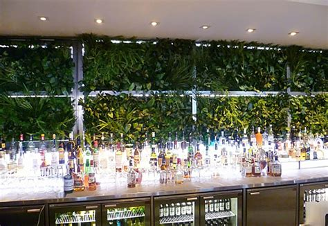 giardini verticali per interni giardini verticali arteverde senigallia