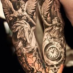 angels tattoo 30 beautiful angel tattoos for girls