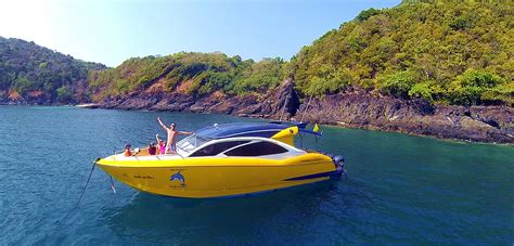 speed boat in phuket aussie divers phuket luxury speedboat aussie divers phuket