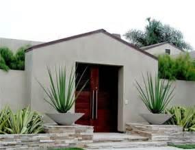 Front Yard Fencing Options - modern garden design ideas landscaping network