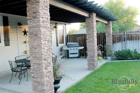 Backyard Patios On A Budget by Patio Makeover On A Budget 101st Ct Projects