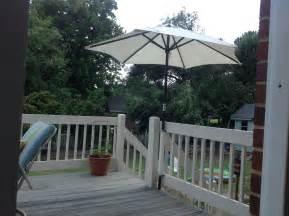 Patio Umbrella Deck Mount Patio Umbrella Mounting Bracket Outdoor Furniture Design