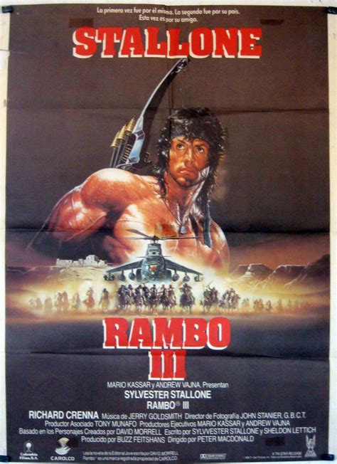 rambo film poster quot rambo iii quot movie poster quot rambo iii quot movie poster