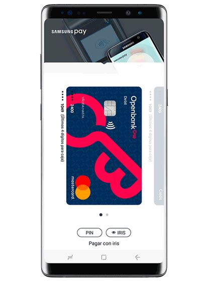 pay with your mobile pay by mobile with samsung pay app openbank
