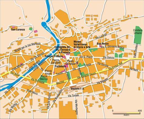 d italia sondrio mappa sondrio cartina di sondrio