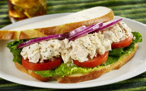 Tuna Blackpepper King Sandwich caesar tuna sandwich canned tuna recipes bumble bee
