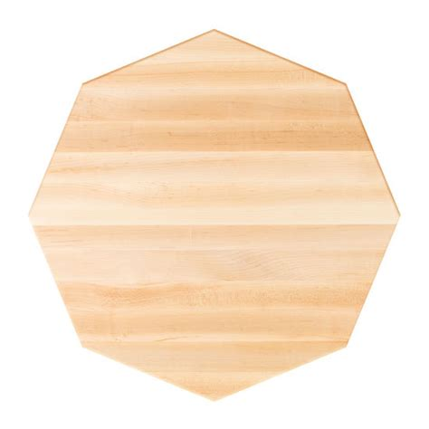maple butcher block table tops octagonal soft maple butcher block table top with