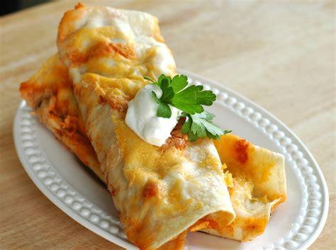 chicken enchiladas recipe dishmaps