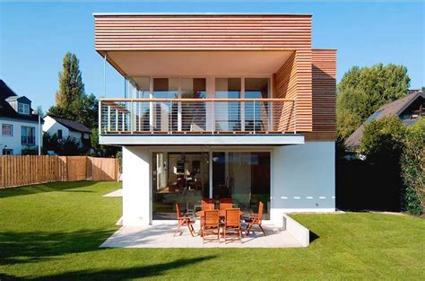 Terrasse Balkon Ideen Haus Bauen Kleine Einfamilienh 228 User Neubau Aussen