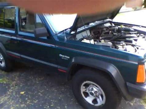 1995 Jeep Problems Jeep 1995 Problem Startup