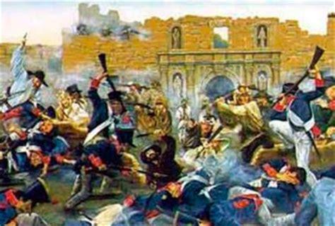 la batalla de el Álamo | historia de méxico
