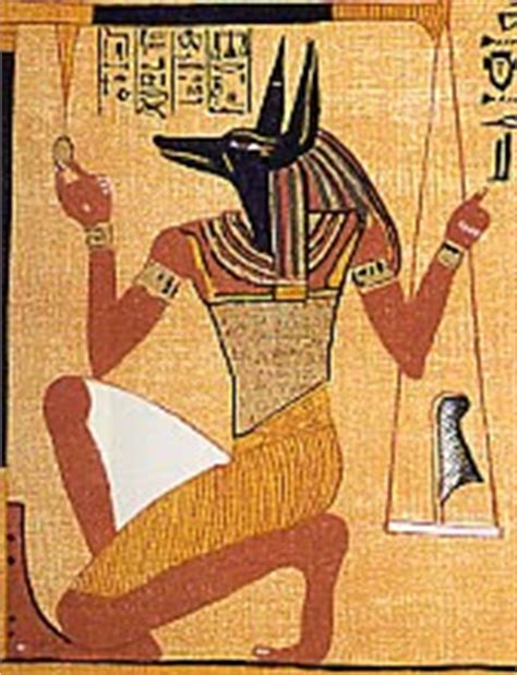 essay eh: anubis, egyptian god of the dead