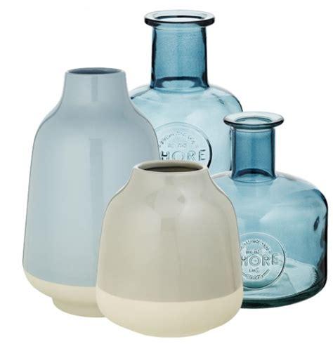 Sainsburys Vase by Create An Interesting Display Coastal Style Interiors