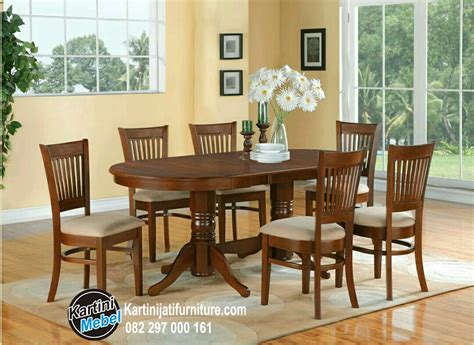 Meja Makan Set 6 Kursi Konde dining room table kits of also design chair out