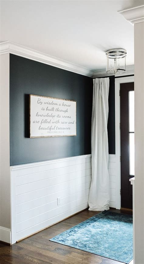 painted wall paneling best 25 shiplap paneling ideas on paneling