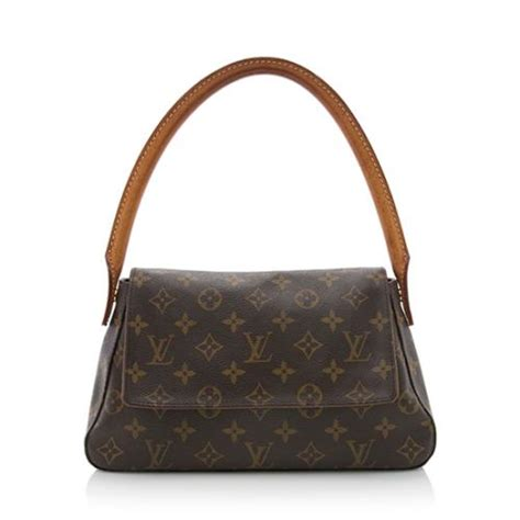11 7 New Arrival Louis Vuitton Casandra 1888 1 louis vuitton monogram canvas mini looping shoulder bag