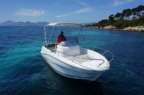 pelican boats villefranche licence free boat rental 5 to 8m boats and larger dark