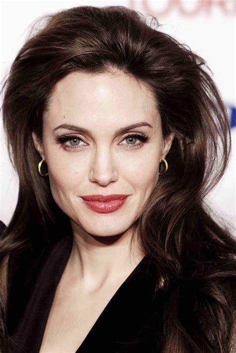 middle aged actresses withbkack hair 149 best divas angelina jolie images on pinterest