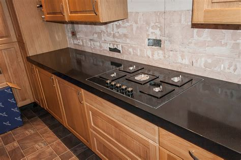 Solid Surface Kitchens Solid Surface Kitchen Worktop Installation In Upshire En9