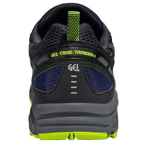 running back shoes asics gel trail tambora 4 mens running shoes sweatband