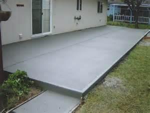 magnificent basic concrete patio design ideas patio
