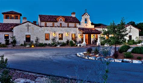 Rancher Style Homes Urban Home Magazine San Antonio Hill Country Haciendas