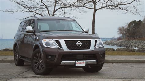 nissan armada reviews 2017 nissan armada platinum review autoguide news