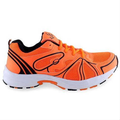 orange and black running shoes lancer running shoes orange and black buy lancer running