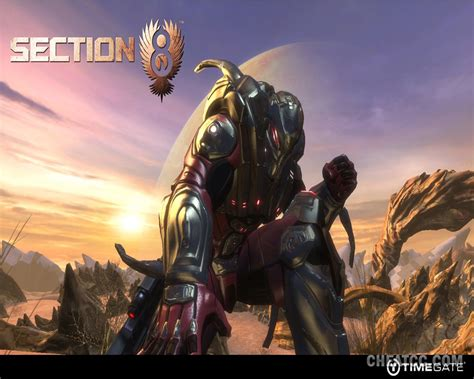 what is section 8 section 8 preview for playstation 3 ps3